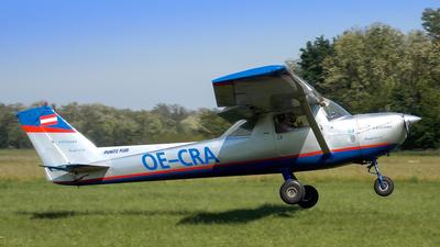 OE-CRA - Reims-Cessna F150L - Punitz Flugbetrieb