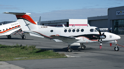 C-FBCN - Beechcraft 200 Super King Air - Kenn Borek Air