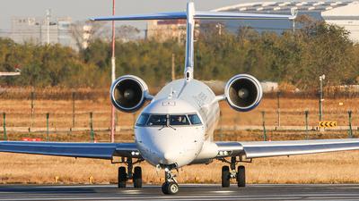 B-602P - Bombardier CRJ-900 - China Express Airlines