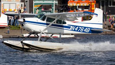 N4764B - Cessna A185F Skywagon - Private