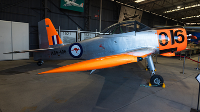 A85-406 - CAC CA-25 Winjeel - Australia - Royal Australian Air Force (RAAF)