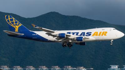 N489MC - Boeing 747-412F(SCD) - Atlas Air