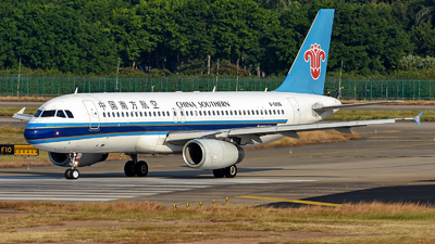 A picture of B6896 - Airbus A320232 - China Southern Airlines - © Alva