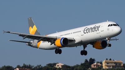 D-ATCA - Airbus A321-211 - Condor (Thomas Cook Aviation)