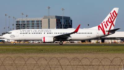 A picture of VHYIU - Boeing 7378FE - Virgin Australia - © Nicholas Kimura