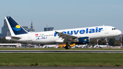 TS-INT - Airbus A320-214 - Nouvelair