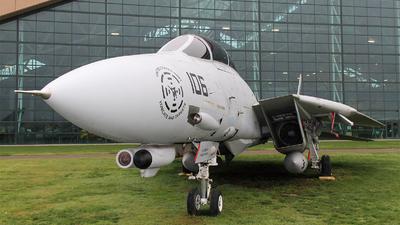 164343 - Grumman F-14D Tomcat - United States - US Navy (USN)