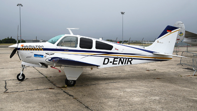 D-ENIR - Beechcraft F33C Bonanza - Private