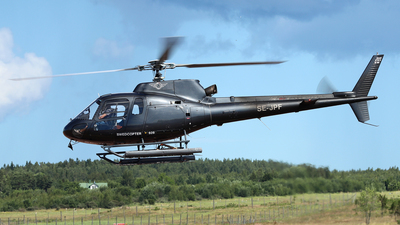 SE-JPF - Airbus Helicopters H125 - HeliAir Sweden