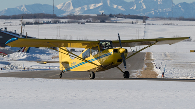C-GIBB - Champion 7ECA Citabria - Calgary Flying Club