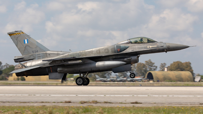 534 - Lockheed Martin F-16CJ Fighting Falcon - Greece - Air Force