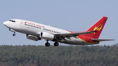 B-5246 - Boeing 737-7Q8 - Lucky Air
