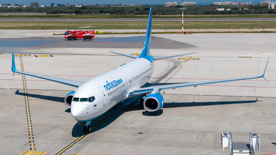 VP-BQC - Boeing 737-8MC - Pobeda
