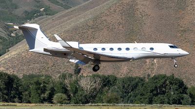 N999YY - Gulfstream G650ER - Private
