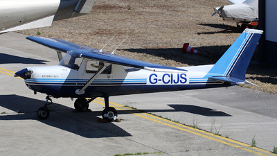 G-CIJS - Reims-Cessna F152 II - Private