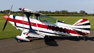 N6089U - Pitts S-2B Special - Private