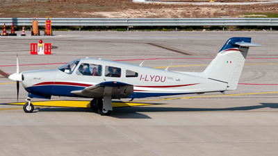 I-LYDU - Piper PA-28RT-201 Arrow IV - Private