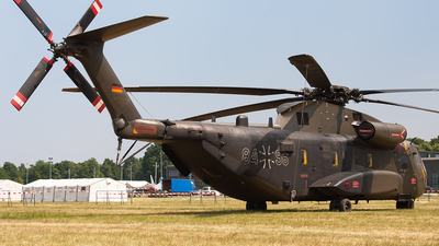 84-96 - Sikorsky CH-53G - Germany - Air Force