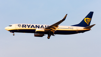 EI-FIS - Boeing 737-8AS - Ryanair