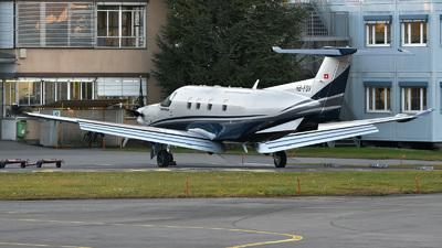 HB-FQV - Pilatus PC-12 NGX - Private