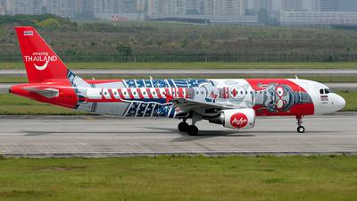 HS-ABC - Airbus A320-216 - Thai AirAsia