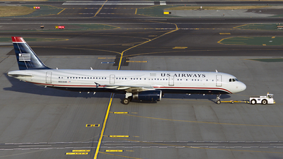 N551UW - Airbus A321-231 - US Airways