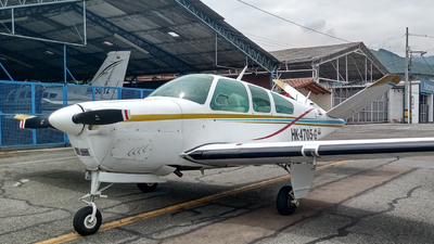 HK-4705-G - Beechcraft V35 Bonanza - Private
