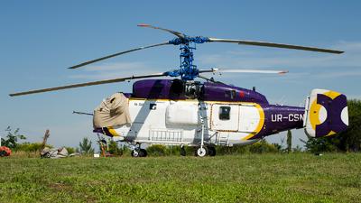 UR-CSN - Kamov Ka-32AO - Turkey - Ministry of Forests