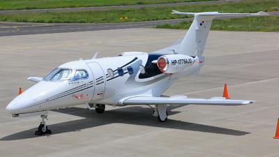 HP-1779AJQ - Embraer 500 Phenom 100 - Private
