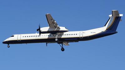 A picture of N721AL - De Havilland Canada Dash 8400 -  - © Yari Strban