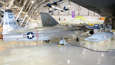 56-1710 - Lockheed T-33A Shooting Star - United States - US Air Force (USAF)