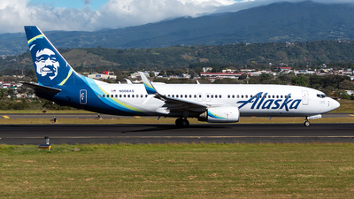 A picture of N508AS - Boeing 737890 - Alaska Airlines - © Cristian Quijano