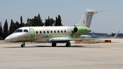 4X-WSA - Gulfstream G280 - Israel Aerospace Industries (IAI)