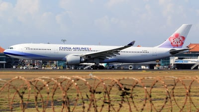 B-18360 - Airbus A330-302 - China Airlines