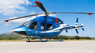 ZK-IUH - Bell 429 Global Ranger - Private