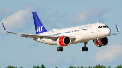 A picture of LNRGM - Airbus A320251N - SAS - © Laszlo Fekete