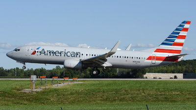 A picture of N982NN - Boeing 737823 - American Airlines - © DJ Reed - OPShots Photo Team