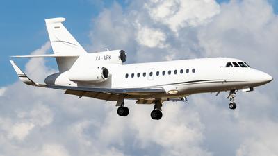 XA-ARK - Dassault Falcon 900EX - Private