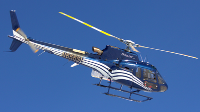 N656SH - Eurocopter AS 350B3 Ecureuil - Soloy Helicopters