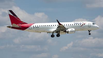 N936TA - Embraer 190-100IGW - TACA International Airlines