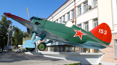 153 - Polikarpov I-16 - Soviet Union - Air Force