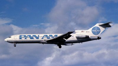 N4742 - Boeing 727-235 - Pan Am