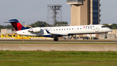 N603SK - Bombardier CRJ-701 - Delta Connection (SkyWest Airlines)