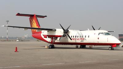A picture of S2AHB - De Havilland Canada Dash 8300 - Regent Airways - © Dipu Sarker