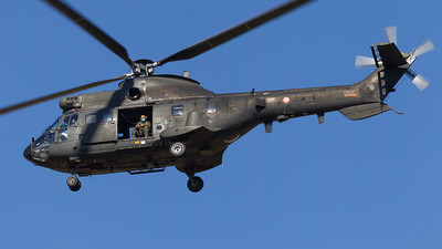 HU.21-11 - Aérospatiale AS 332B Super Puma - Spain - Army