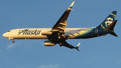 N268AK - Boeing 737-990ER - Alaska Airlines