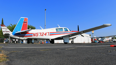 N57247 - Mooney M20K - Private