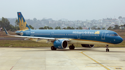 VN-A505 - Airbus A321-272N - Vietnam Airlines