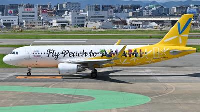 JA08VA - Airbus A320-214 - Peach Aviation