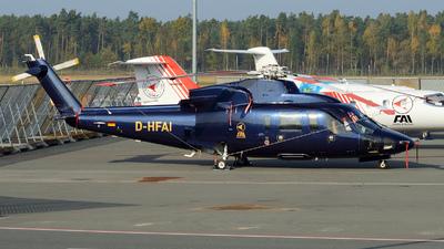 D-HFAI - Sikorsky S-76C+ - FAI Rent-a-jet